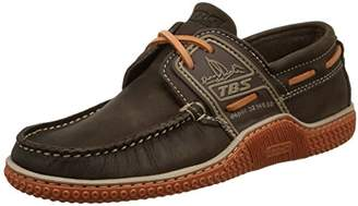 TBS Men's Globek D8 Boat Shoes