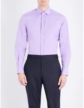 Ralph Lauren Purple Label Aston cotton shirt