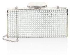 Judith Leiber Couture Soft-Sided Rectangle Clutch