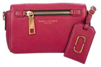 Marc Jacobs Grained Leather Clutch