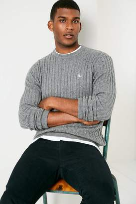Jack Wills Marlow Cable Crew Neck Sweater