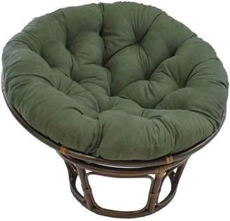 Beachcrest Home Decker Papasan Chair Upholstery