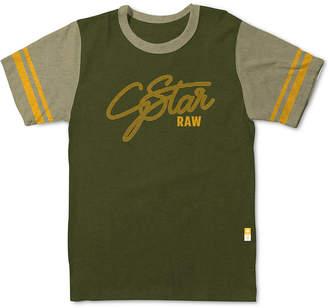 G Star Men's Logo Graphic T-Shirt