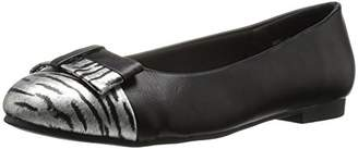 Annie Shoes Women's Eastly Wide Calf Flat $19.99 thestylecure.com