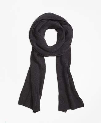 Brooks Brothers Extra-Long Cashmere Scarf