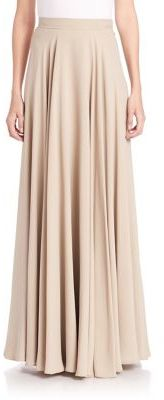 Ralph Lauren Collection Darlene Silk Maxi Skirt $2,890 thestylecure.com