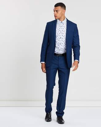 TAROCASH Harry Slim One-Button Suit