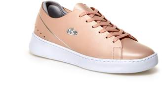Lacoste Women's Eyyla Leather Sneakers