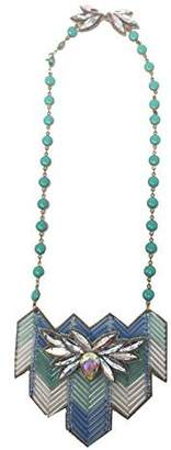 Suzanna Dai Inc Turquoise Mint Bora Bora Necklace