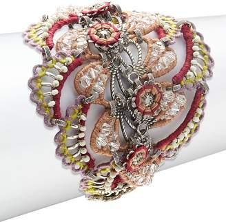 Miriam Haskell Women's Toggle-Closure Bracelet
