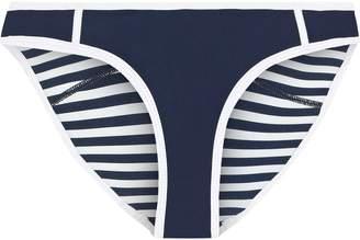 Duskii Kailua Stretch-neoprene Low-rise Bikini Briefs