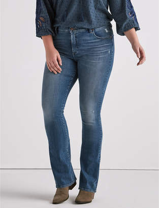 Lucky Brand Plus Size Emma Bootcut Jean In Stow