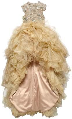 Handmade Embellished Lace & Tulle Dress
