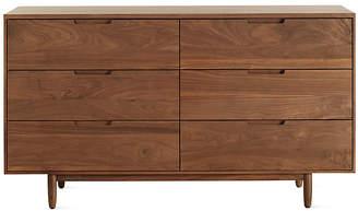 Design Within Reach Raleigh Wide Dresser, Brown