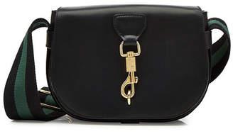 Victoria Beckham Regiment Leather Shoulder Bag
