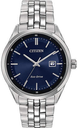 Citizen Eco-Drive Mens Stainless Steel Watch BM7251-53L