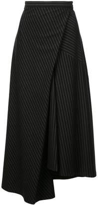Robert Rodriguez draped skirt