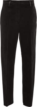 Golden Goose Golden Velvet High-Rise Trousers