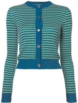Marni patterned knit cardigan