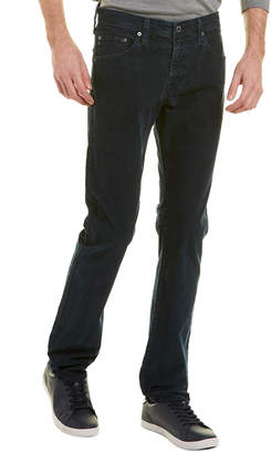 AG Jeans The Matchbox Sulfur Midnight Shadow Corduroy Slim Straight Leg
