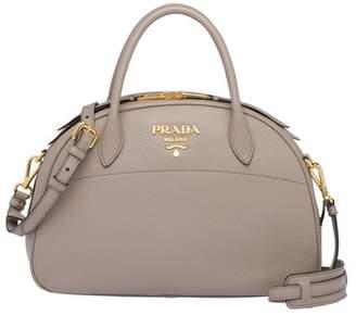 9a3dbf75addb Prada Double Handle Handbags - ShopStyle