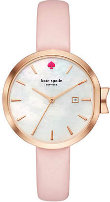 Barely there park row watch $195 thestylecure.com