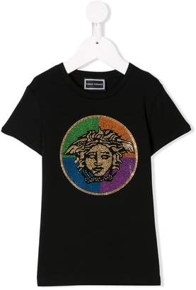 Versace Medusa head T-shirt