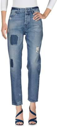 Maison Scotch Denim pants - Item 42603814SH