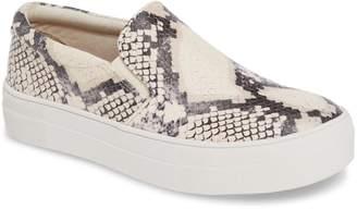 898abc9c4ff Steve Madden Gills Platform Slip-On Sneaker