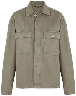 Yeezy Season 6 SEASON 6 Sage Denim Jacket