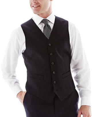 STAFFORD Stafford Executive Super 100 Wool Vest - Classic