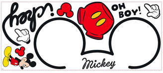 York Wall Coverings York Wallcoverings Mickey Mouse - All About Mickey Peel and Stick Giant Wall Decals