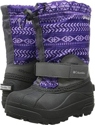 Columbia Powderbug WP Snow Boot (Toddler/Little Kid/Big Kid)