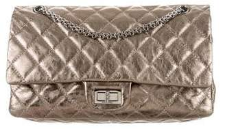 Chanel Quilted Reissue 227 Double Flap Bag