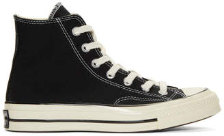 Converse Black Chuck Taylor All Star 70 High-Top Sneakers