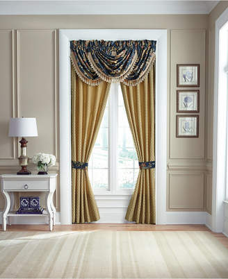 "Croscill Closeout! Calice Pole Top Drapery 41"" x 84"" Window Panels Bedding"
