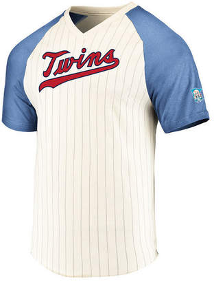 Majestic Men's Minnesota Twins Coop Season Upset T-Shirt