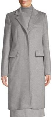 Max Mara Furetto Double Pocket Camel Hair Coat