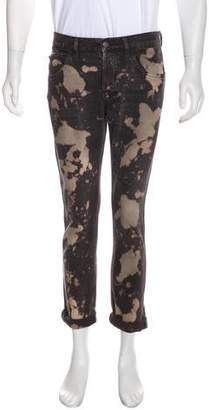 Gucci Bleached Tapered Skinny Jeans
