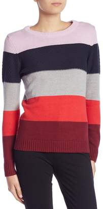 Joe Fresh Stripe Knit Pullover