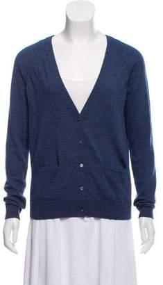 DAY Birger et Mikkelsen Wool Button-Up Sweater