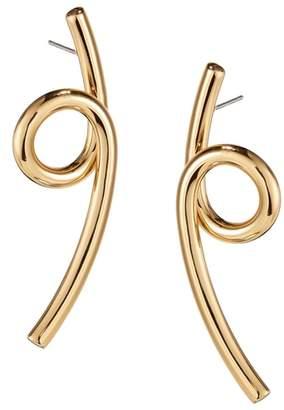 Jenny Bird Coil Earrings