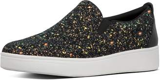 FitFlop Sania Skate Glitter Sneakers