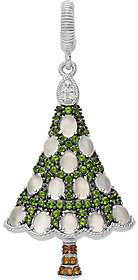 Judith Ripka Sterling Gemstone Christmas Tree C