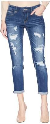 UNIONBAY Margo Destructed Vintage Jeans Women's Jeans