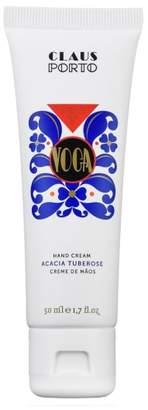 Claus Porto Voga Acacia Tuberose Hand Cream
