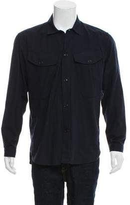 Oliver Spencer Button-Up Casual Shirt