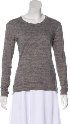 James Perse Casual Long Sleeve Top
