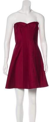 Zac Posen Z Spoke by Strapless Mini Dress w/ Tags