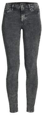 Barbara High-Rise Skinny Jeans